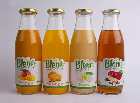 Blendy – Fruit Juices