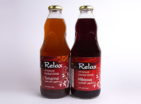 Herbal Drinks (Relax)